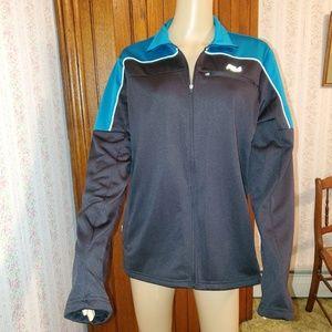 Fila jacket EUC, ladies Large